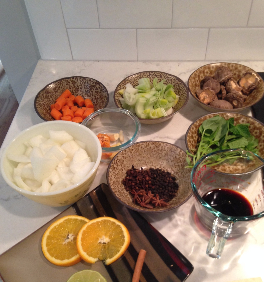 Ingredients gathered...